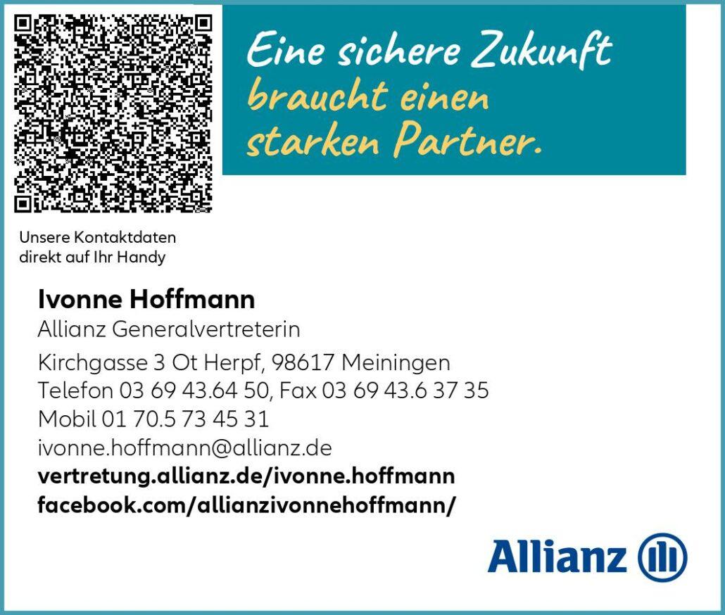 Allianz Ivonne Hoffmann